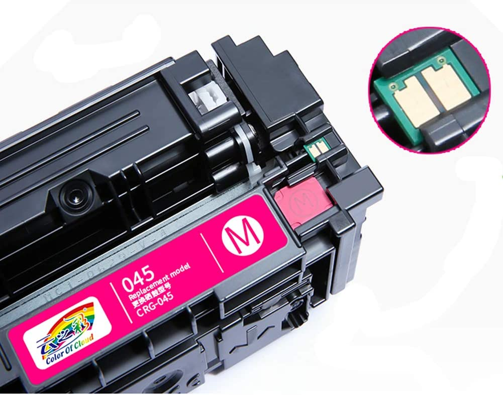 Black Cyan Red Yellow-Cyan Compatible Toner Cartridge Replacement for Hp Cf410 Hpm452 Hpmfp M377 Hp MFP M477 Color Laser MFP with chip Printer