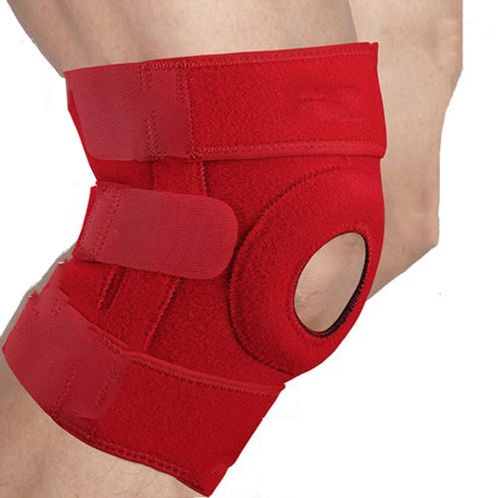 LNYJ Sports men and women knee pads meniscus injury basketball running squat mountaineering outdoor knee shin bone protector sports equipment yoga dance fitness Kneepad four seasons relieve joint pain