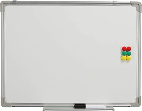60X90cm Aluminum Magnettafel Business Whiteboard Wandtafel Memoboard Pinnwand