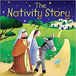 Image result for the nativity children book