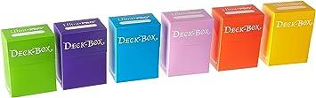 80-Count Ultra PRO Standard Deck Box Pink