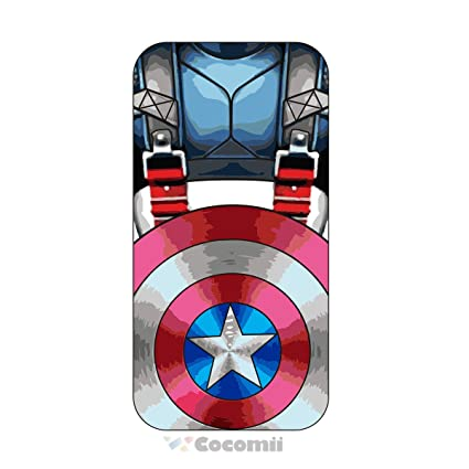 best service 6d2f4 37726 Cocomii Iron Man Armor iPhone SE/5S/5C/5 Case NEW [Heavy Duty] Premium  Tactical Grip Kickstand Shockproof Hard Bumper Shell [Military Defender]  Full ...