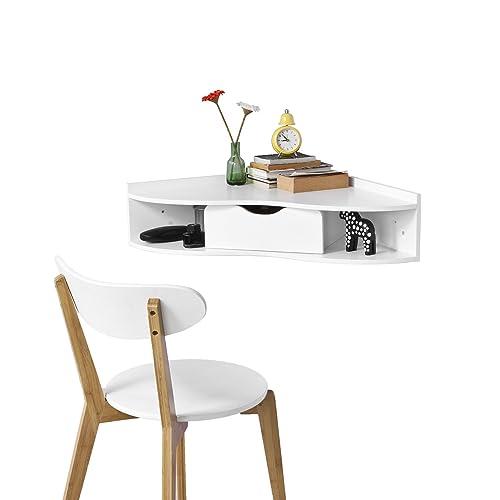 wall mounted computer desk. Black Bedroom Furniture Sets. Home Design Ideas