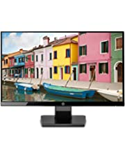 HP 22w 21.5 inch LED Monitor (1920 x 1080 Pixel Full HD (FHD) 5ms 60hz Refresh Rate HDMI VGA) - Black