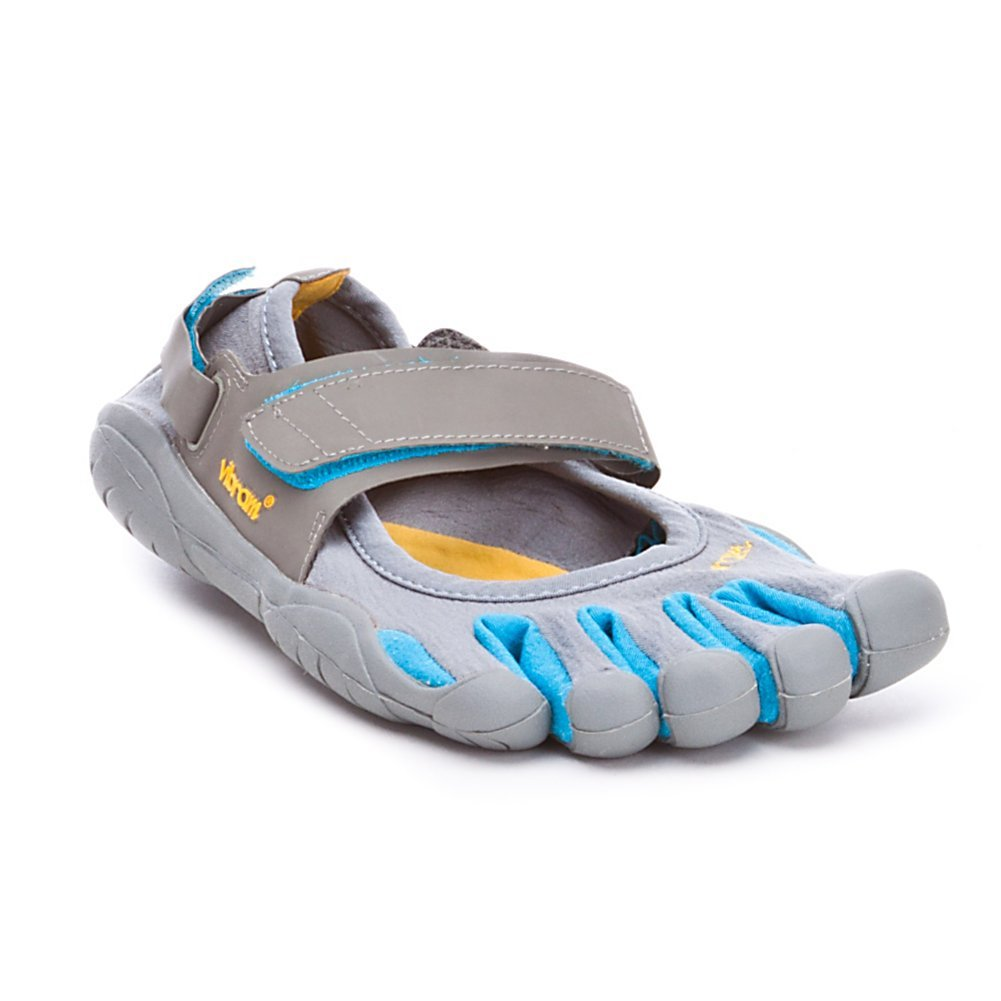on sale e1175 08382 Vibram Sprint W1156 Grey Hawaiian Ocean Womens Exercise Fitness Shoes Size  38M  Amazon.co.uk  Shoes   Bags