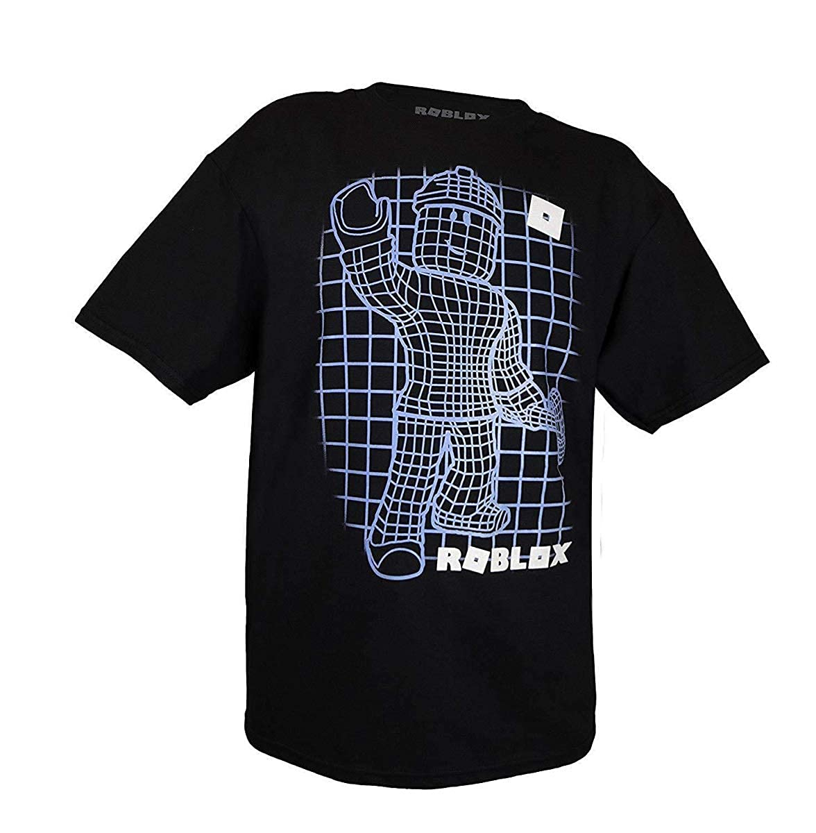 ROBLOX Boys Glow In The Dark T-Shirt (Sizes 8-20) (Small)