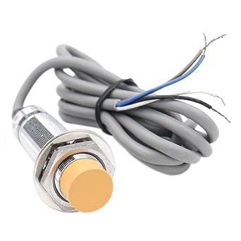 heschen inductiva Sensor de proximidad Interruptor Detector de llj18 a3 – 8-Z/C1