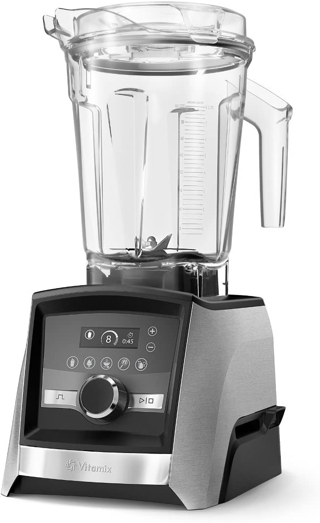 Brushed Stainless Blender