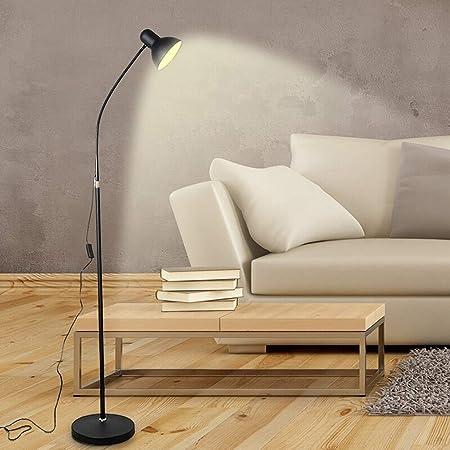 Lámpara De Pie De Lectura LED, Iluminación De Ahorro De ...