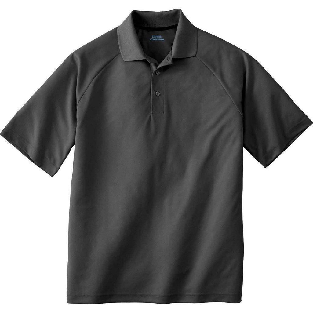 ASH City Herren E Leistung Pique Polo Shirt