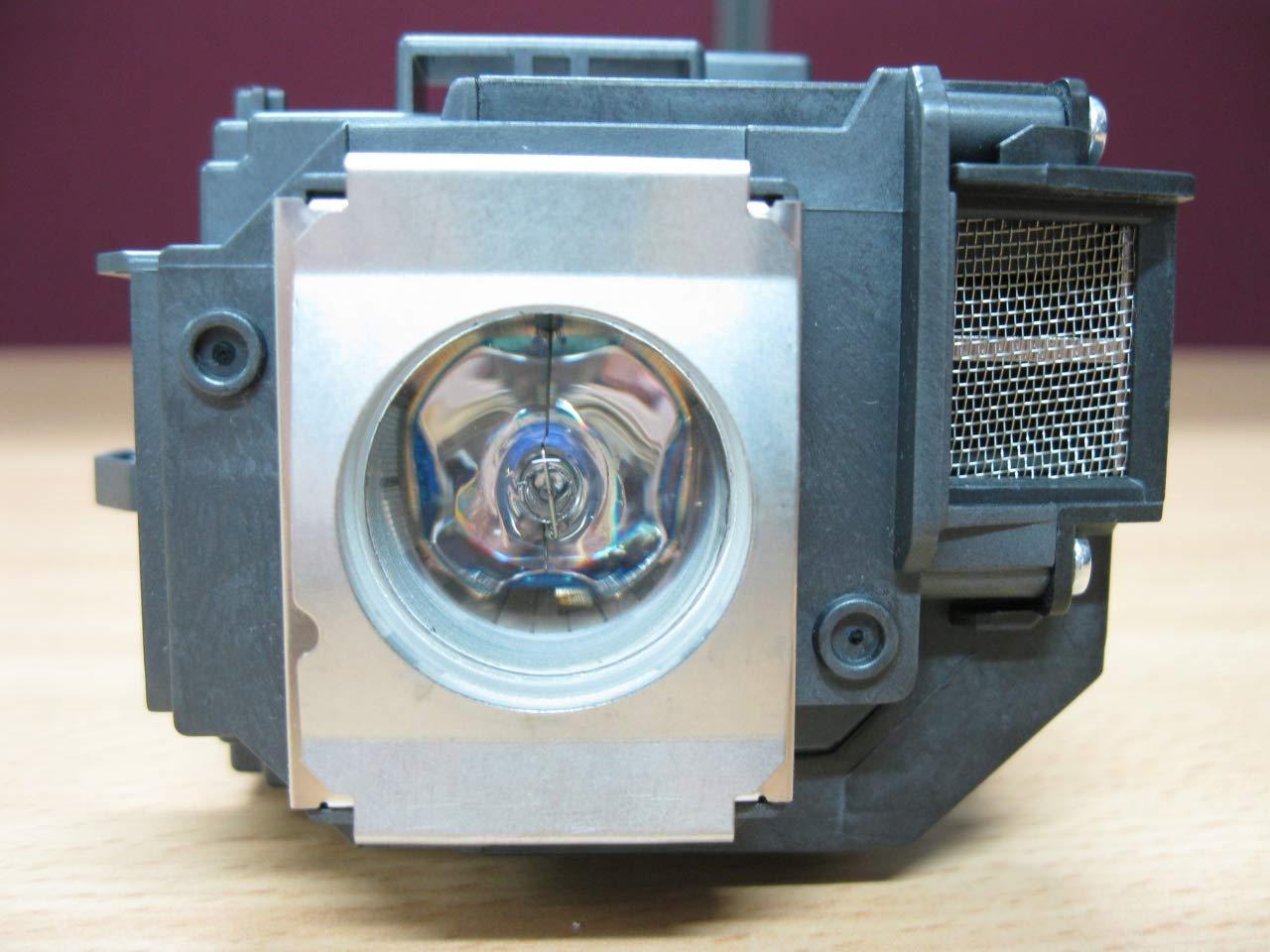 Recambio de lámpara de proyector para EPSON EB-S9, EB-S92, EB-X92 ...
