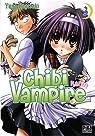 Chibi Vampire Karin, Tome 3 par Kagesaki