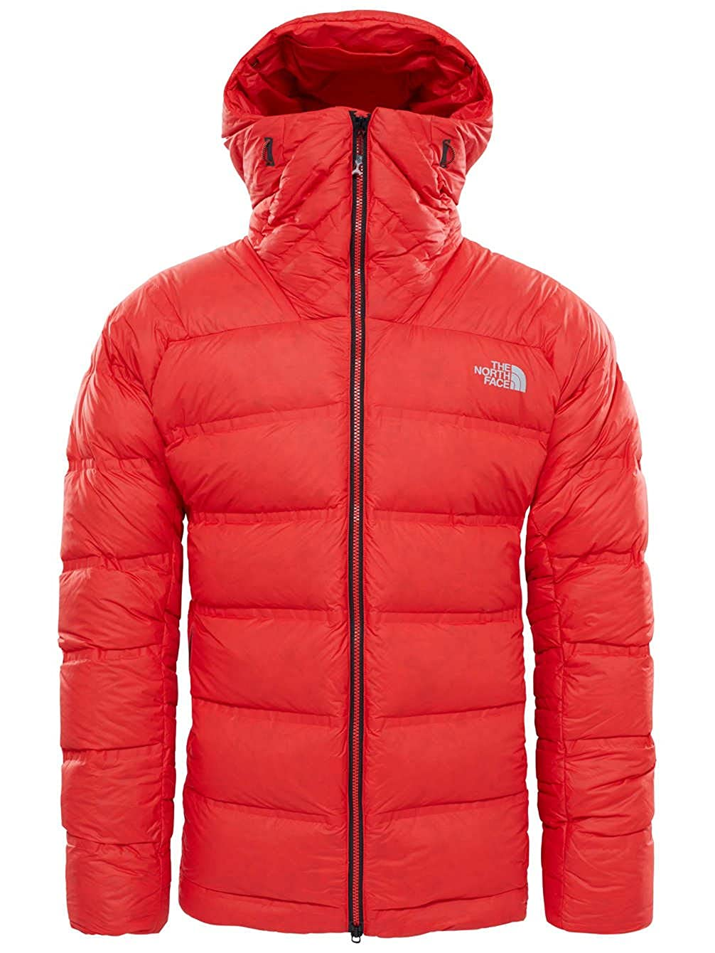 60c8a8dca Amazon.com: The North Face Summit L6 Down Belay Hooded Parka Men's ...