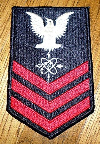 Us Navy Data Systems Technicin Petty Officer First Class Uniform Patch (Uniform Officer Petty)
