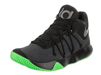 3eae5040b73a Nike Men s KD Trey 5 V Black Black Rage Green Basketball Shoe 8 Men US  Buy  Online at Low Prices in India - Amazon.in