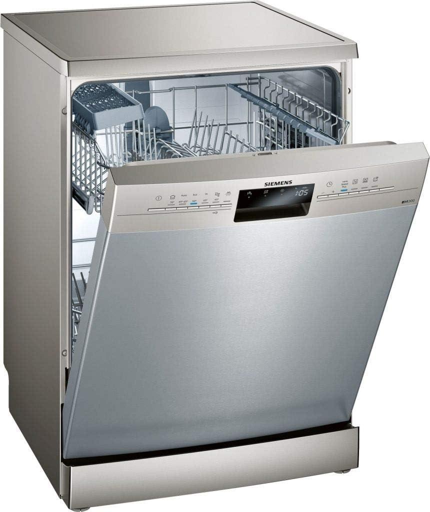 Siemens iQ100 SN236I02IE lavavajilla Independiente 13 cubiertos A ...