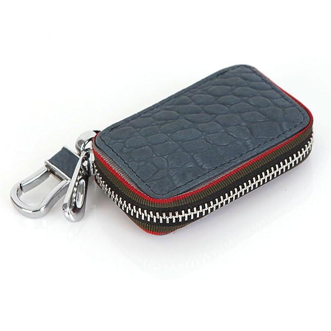Amazon.com: Hombres Tipo Piel de puerta coche Smart Key ...