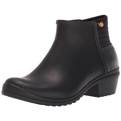 BOGS Women's Vista Ankle Waterproof Rain Boot: Shoes