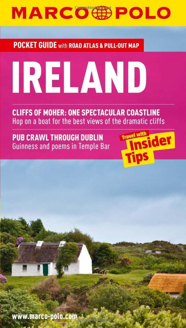 Ireland Marco Polo Pocket Guide Marco Polo Travel Guides Idioma ...