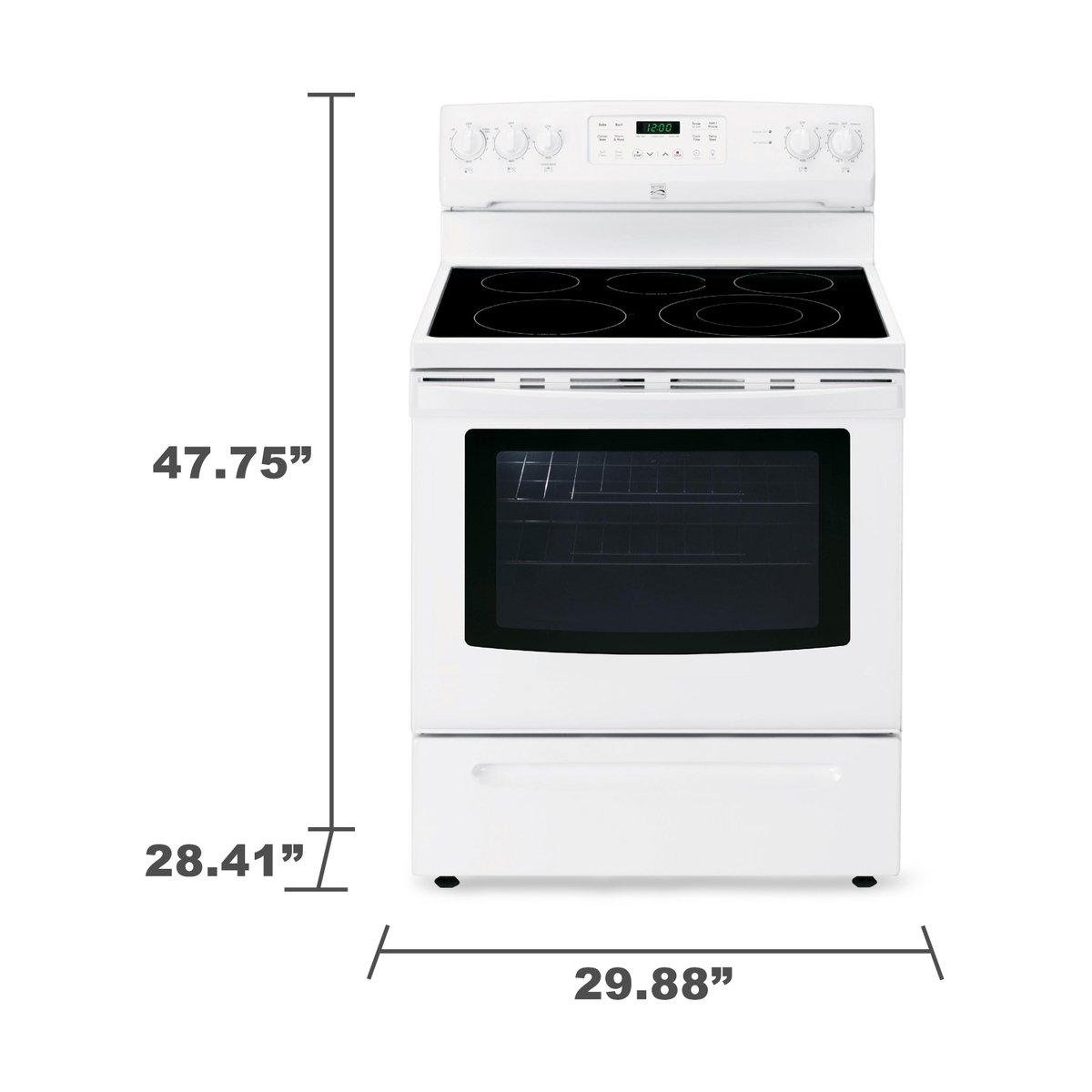 amazon com kenmore 2294199 2294192 02294192 self clean electric rh amazon com Oven Toaster Kenmore 100.8000990A Oven Toaster Kenmore 100.8000990A