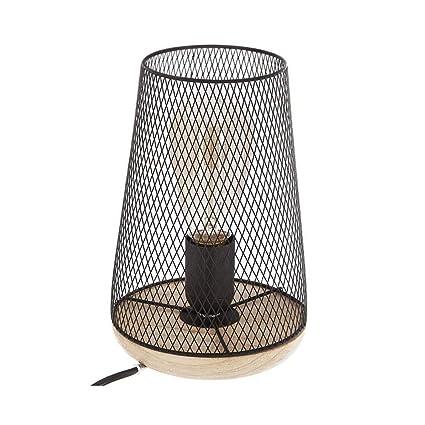 Lampe À Coloris Poser Design Style Noir 7bf6gy