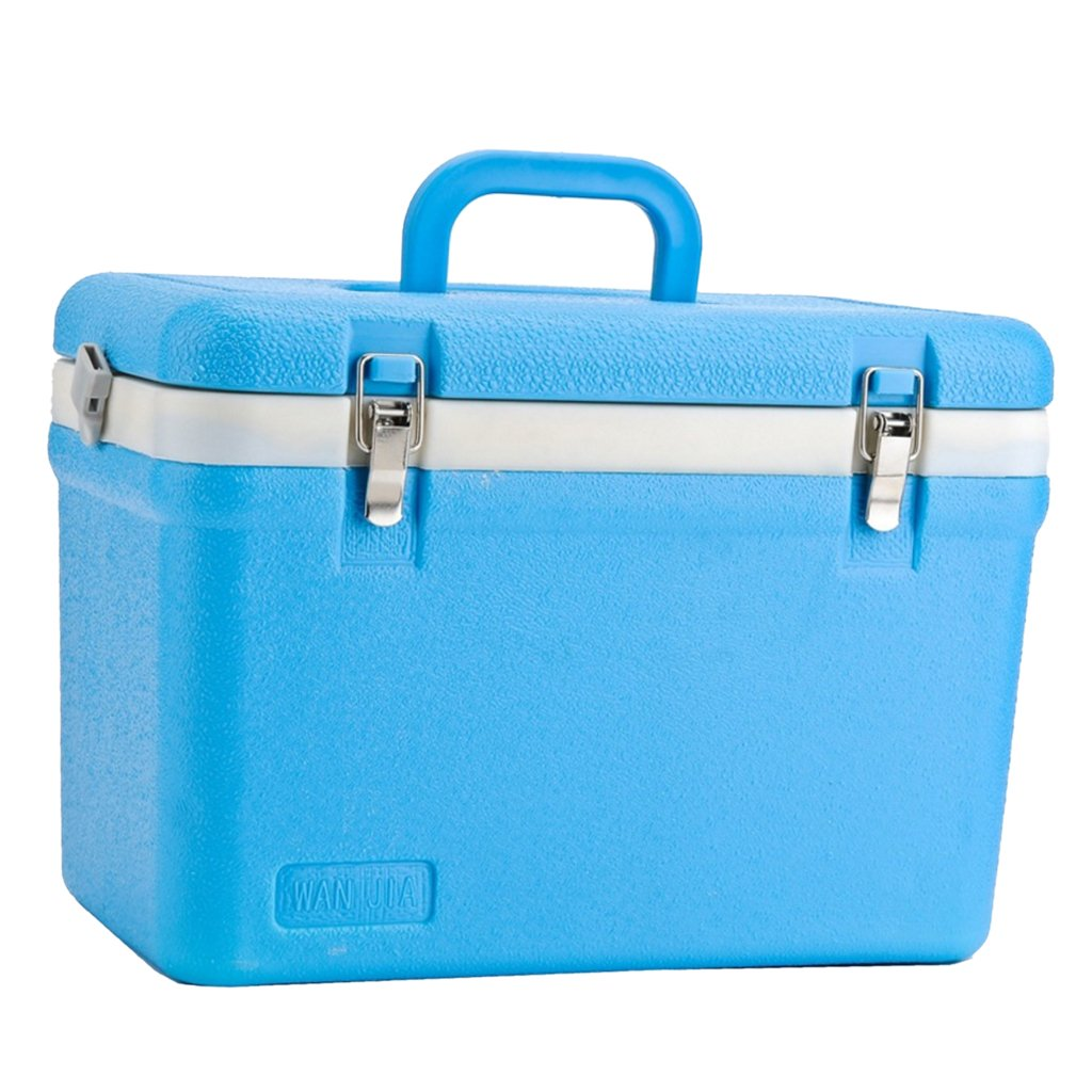 MagiDeal Ice Box Cooler Model 12 litre Lightweight Box for Camping Outdoor Picnic by MagiDeal (Image #8)
