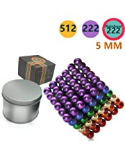 Lamdico Fidget Magnet for Stress Relief & Creative Inspiration Include Splitter Card and Storage Bag and Case