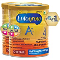 Enfagrow A+ Health and Nutrition Drink Super Saver Combo - 400 g (Chocolate, Pack of 2)