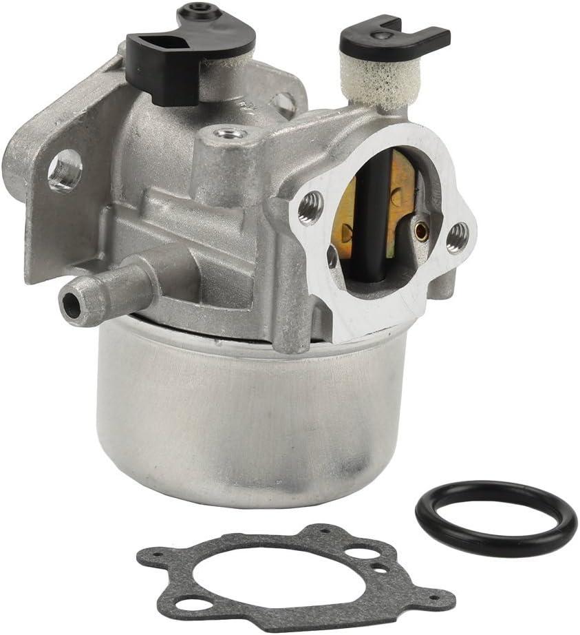 Air Filter Tune Up Kit for John Deere JS20 JS25 JS26 JS28 JS30 JS36 JS38 JM26 JM36 Mowmentum Walk-Behind Lawn Mower HIPA MIA11798 Carburetor