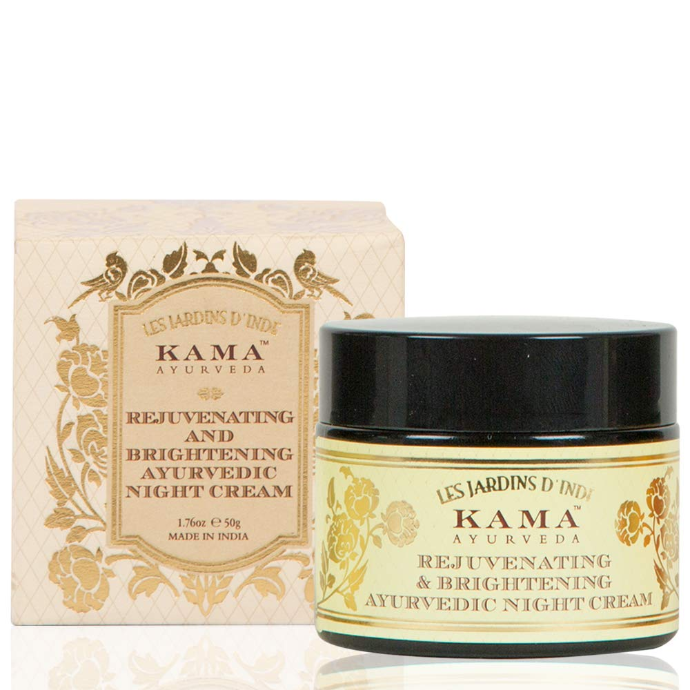 Kama Ayurveda Rejuvenating And Brightening Ayurvedic Night Cream