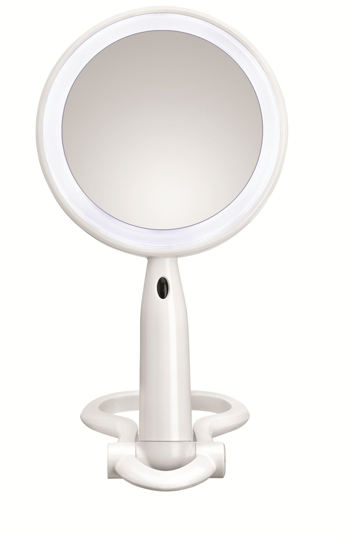 wall of decoration mount in plug mirror lighted design vanity new unique makeup