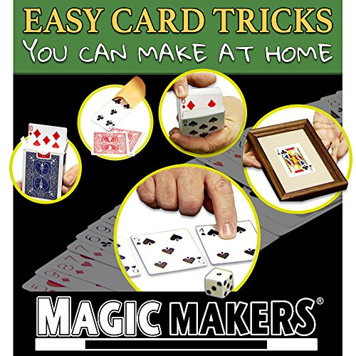 - Magic Makers Easy Card Tricks You Can Make At Home, with Marty Grams & Rudy T Hunter - Magic Training Guide