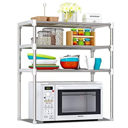 ChenYongPing Soporte para microondas estantería de Cocina ...