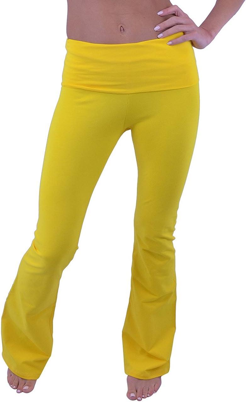 Junior and Junior Plus Sizes Extra Long Vivians Fashions Yoga Pants