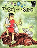 Boy with a Sling, Mary P. Warren, 0570060125