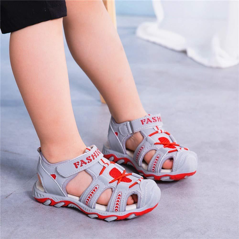Amazon.com: botrong niños zapatos bebé niño Niña puntera ...