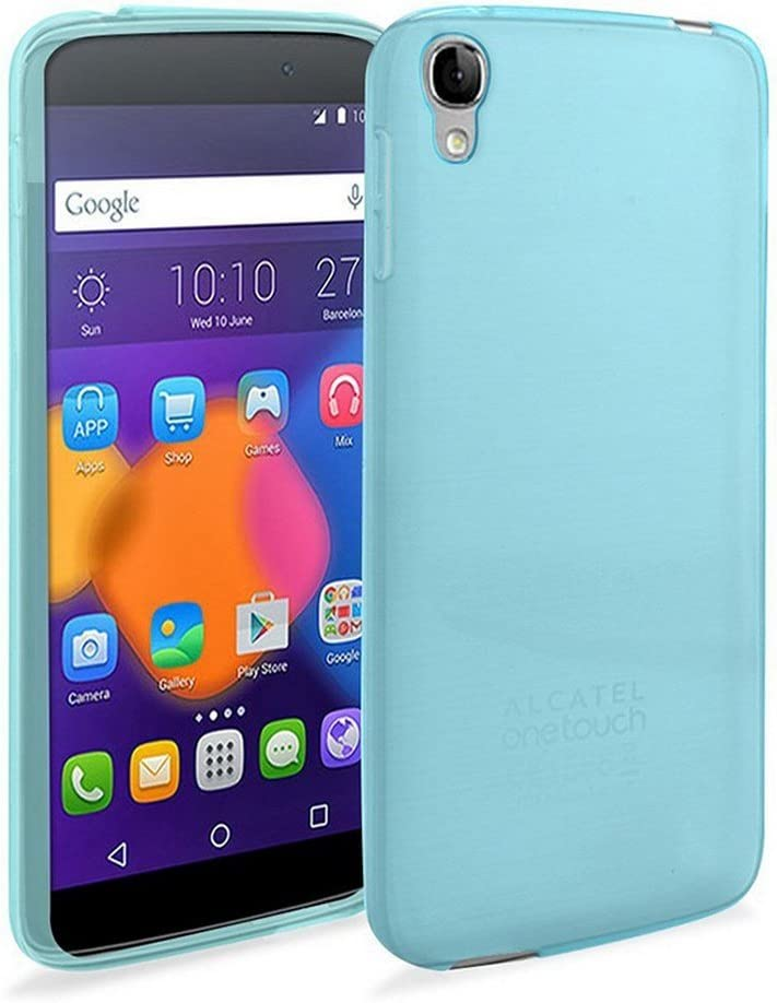 FUNDA de GEL TPU para ALCATEL ONE TOUCH IDOL 3 5.5