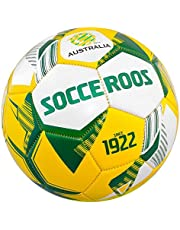 Summit Global Heritage Socceroos Soccer/Football/Rugby Sports Train Ball Size 1