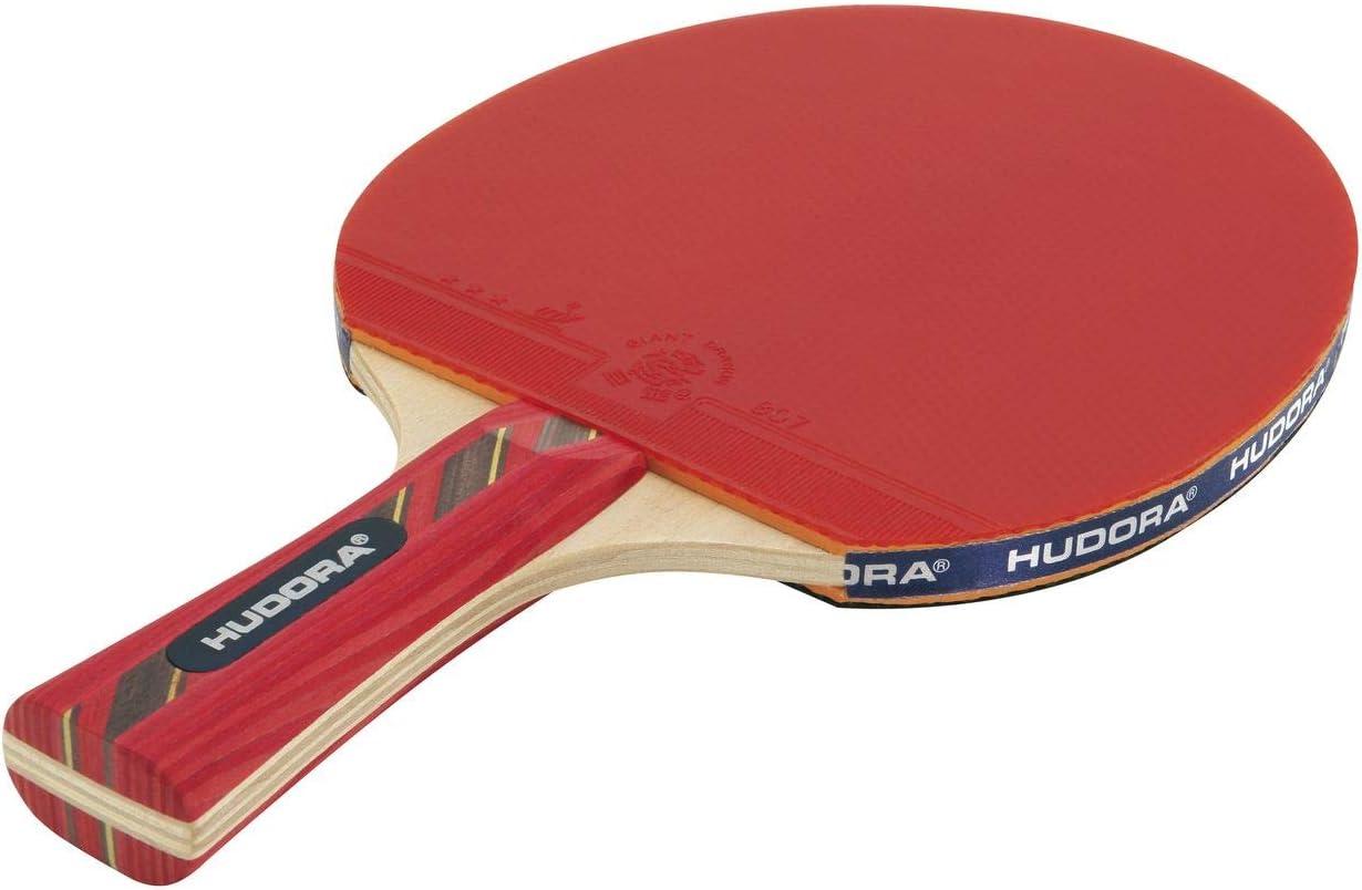 Hudora–Raqueta de tenis de mesa new ping-pong