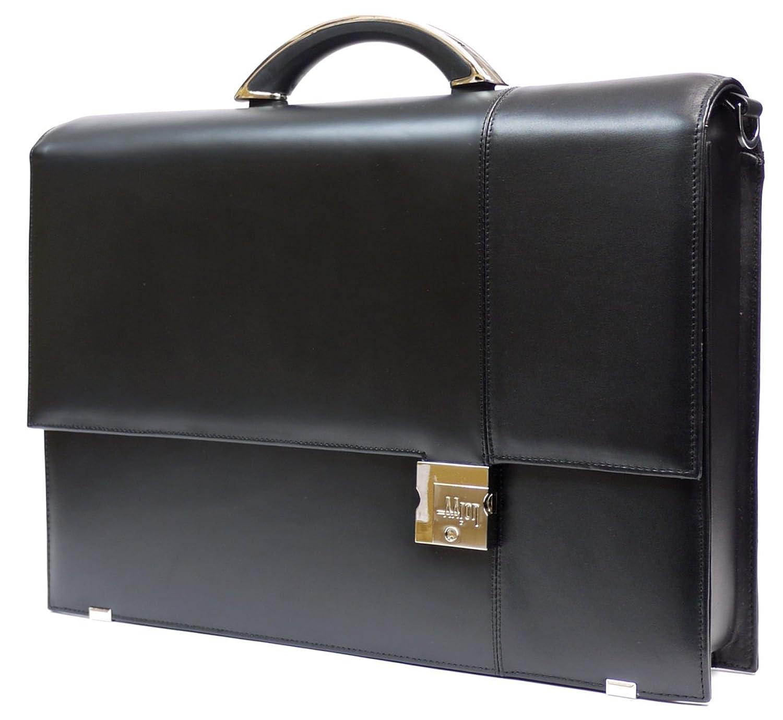 ビジネスバッグ【アーロンアーヴィン】レザー(革) ラージブリーフケース Large Brief Case AA-LBC3 B00503PG92