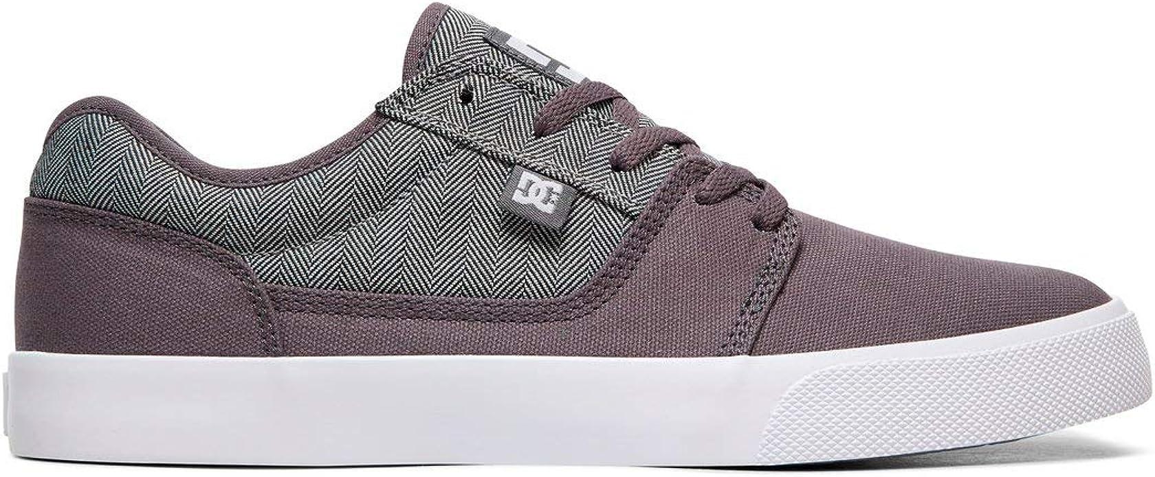 DC Tonik TX SE Sneaker Herren Grau-Weiß/Grau