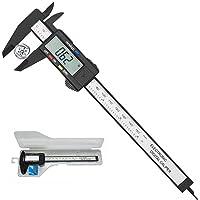 Vernier Caliper Electronic Digital LCD Screen Micrometer Ruler Measuring Tool 150 mm