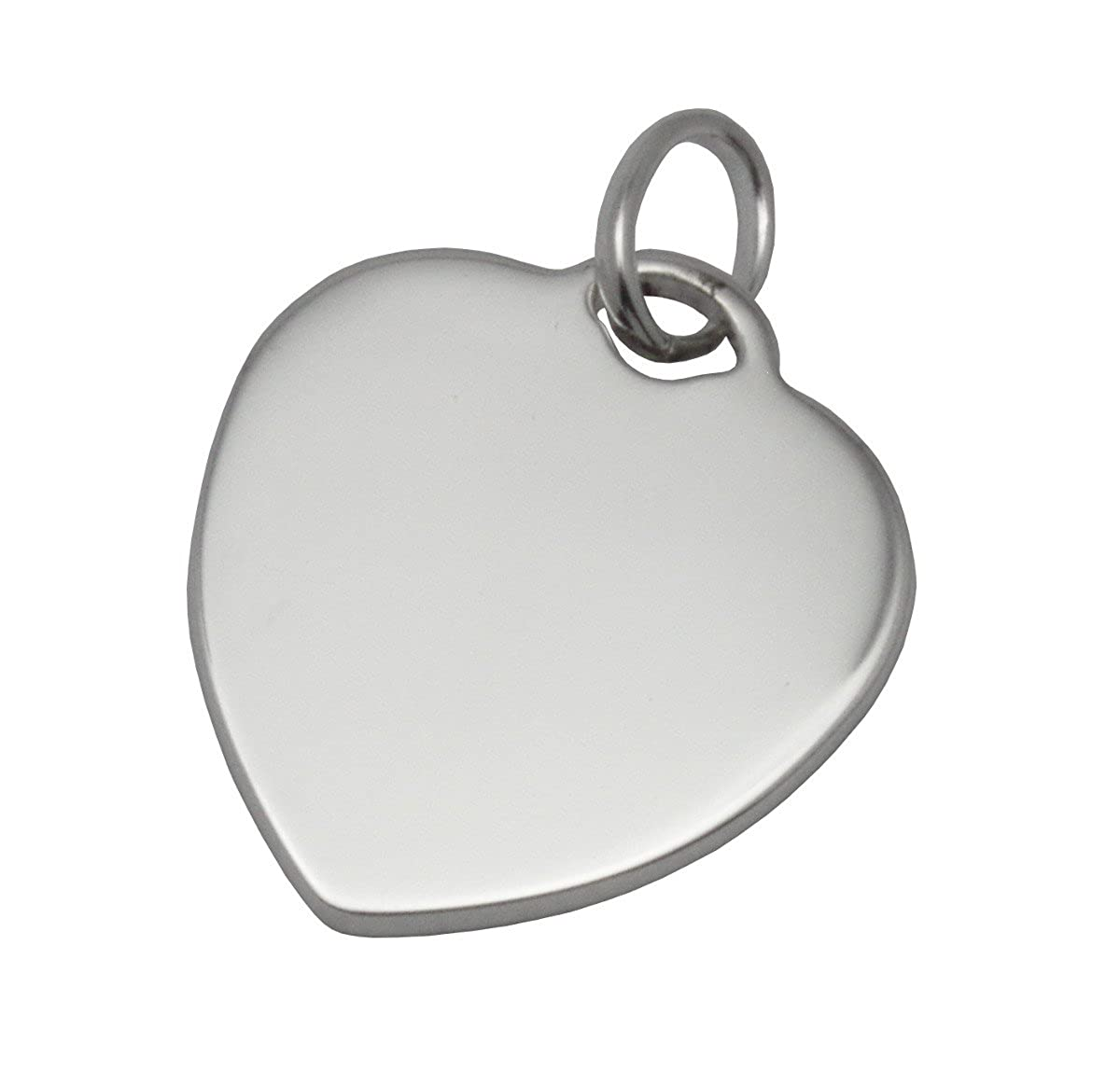 30b0009980eb Arfasatti Collar y Colgante de Plata 925 Pequeño Corazón Brillante Hecho a  Mano en Italia  Fabrizio Arfasatti  Amazon.es  Joyería