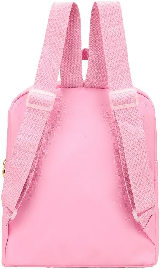 Barwa Toddler Backpack Ballet Bag Lunch Dance Ballerina Shoulder Bag for Girl Pink2