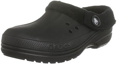 Classic Blitzen III Clog, Unisex - Erwachsene Clogs, Schwarz (Black/Black), 37/38 EU Crocs