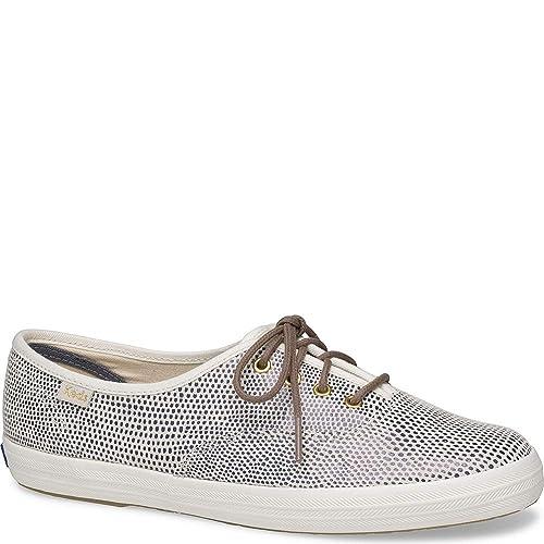 d2e943890b0 Amazon.com  Keds Champion Dalmata Leather  s   -  Shoes