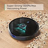 eufy Boost IQ RoboVac 11S (Slim), 1300Pa Strong Suction, Super Quiet, Self-Charging Robotic Vacuum Cleaner, Cleans Hard Floors to Medium-Pile Carpets