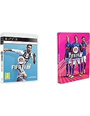 FIFA 19 Edición Legacy + Steelbook (Edición Exclusiva Amazon)