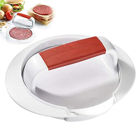 Burger Press Hamburger Maker Non Stick Stuffed Burger Maker Kit for Easily