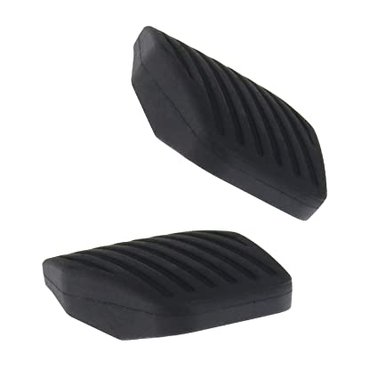ENET - 2 Almohadillas para Pedal de Embrague o Freno para MK2 CMAX C-MAX